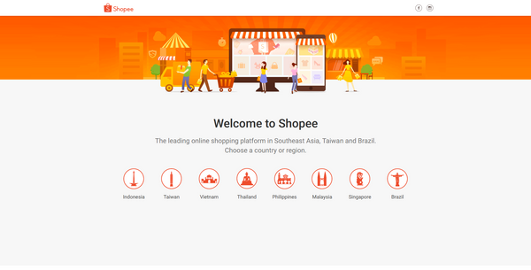 Open Shopee API with Node.js